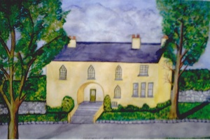 Watercolour on Paper by Colm Noonan