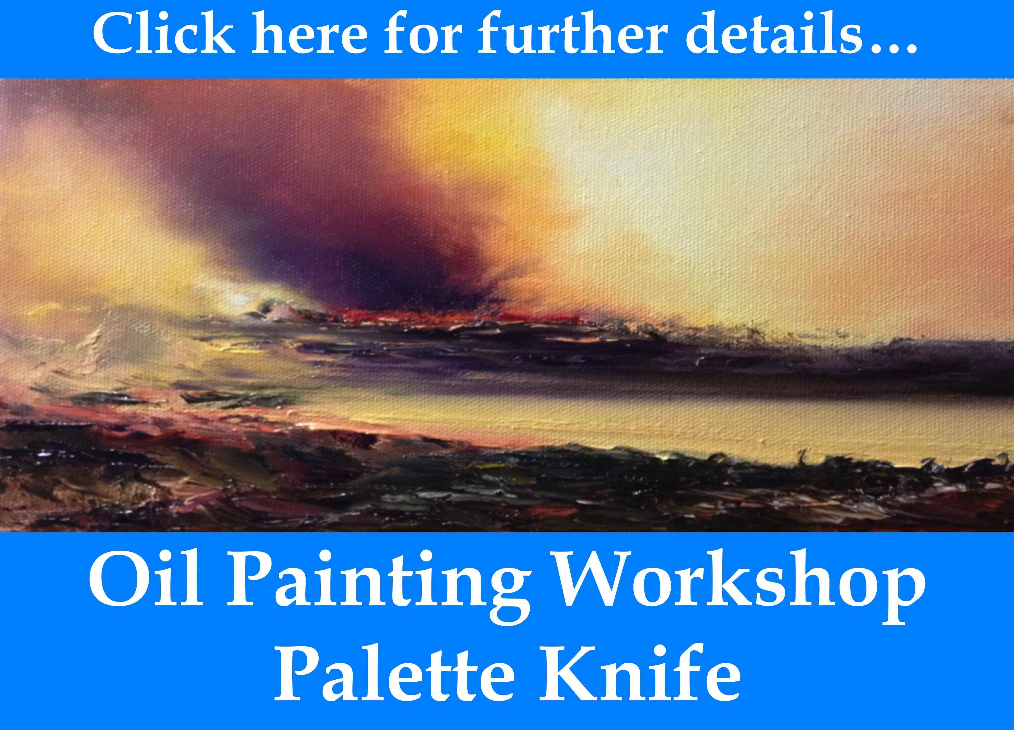 classes palette knife button for web