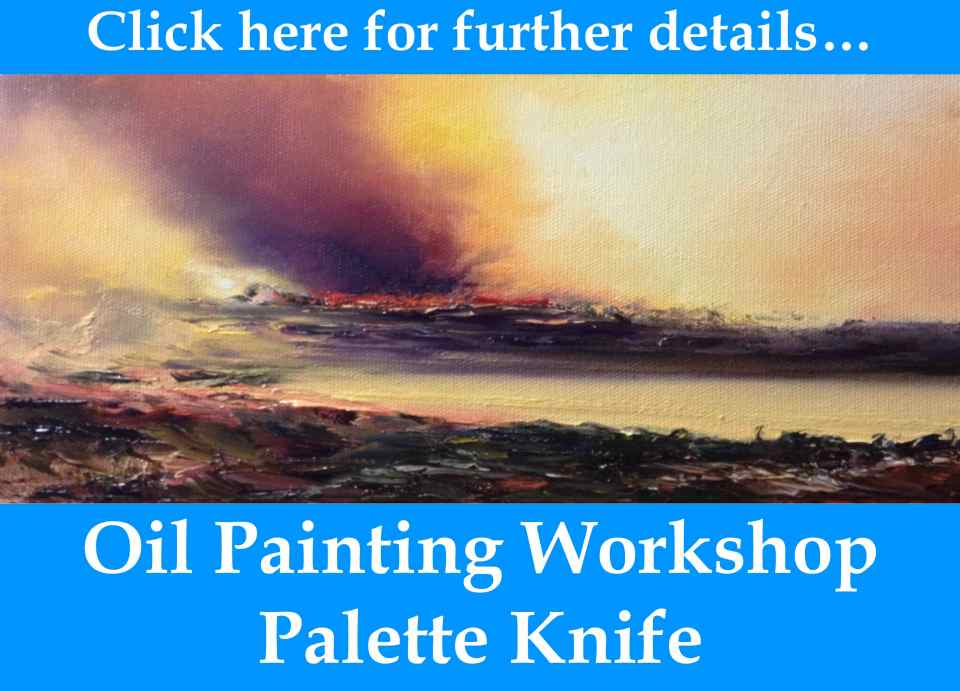 classes palette knife button for web