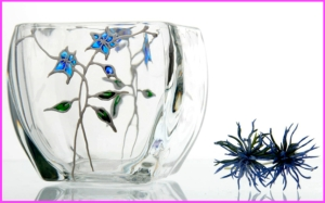 forget me not votive