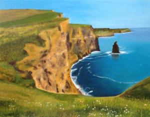 Dora Muldoon – Oil on Canvas