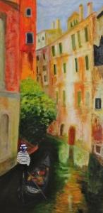 Eleanor Mc Donagh – Oil on Canvas