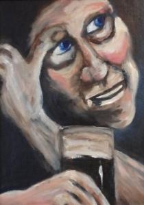 Helen Clarke – Oil on Canvas