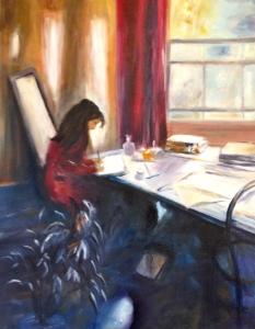 Helen O'Connor – Oil on Canvas
