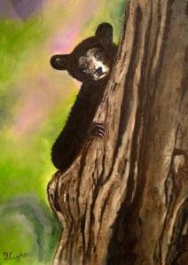 Thomas Cushen – Oil on Canvas