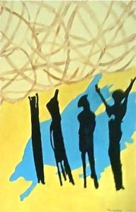 Veronica Mc Donagh – Oil on Canvas