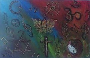 Fringe Mon Aine Walsh painting